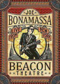 Cover Joe Bonamassa - Live From New York - Beacon Theatre [DVD]